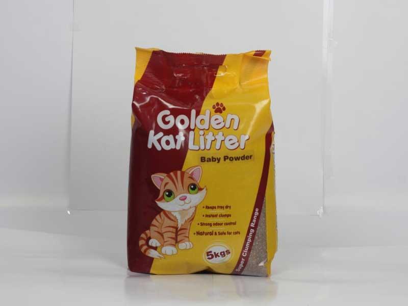 GOLDEN KAT LITTER IN BANGLADESH